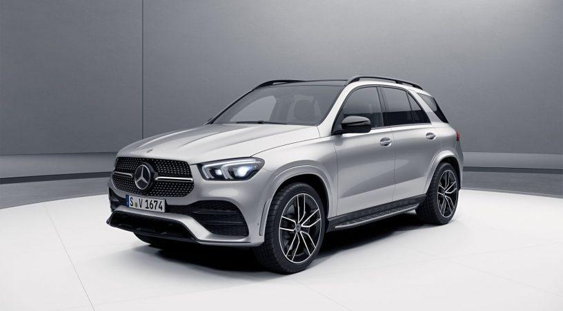Skal Mercedes GLC SUV være din nye bil?