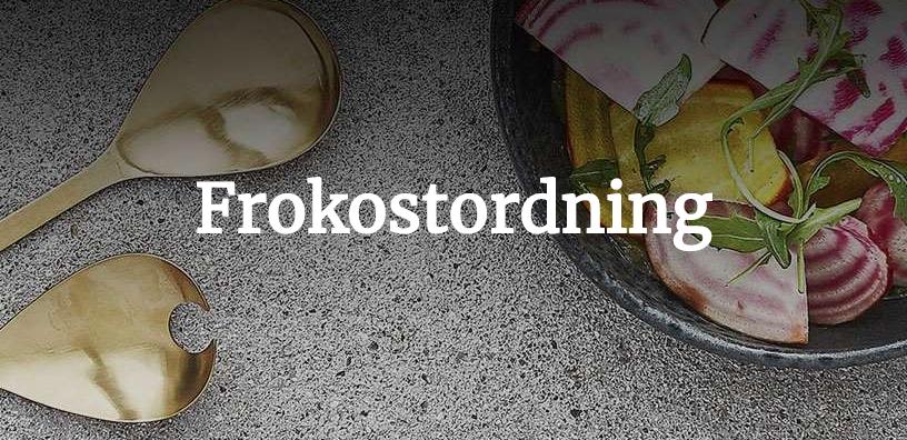 Frokostordning i København med Nordic Catering